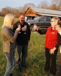 NC Hot Air Balloon Wedding Proposals and Marriages